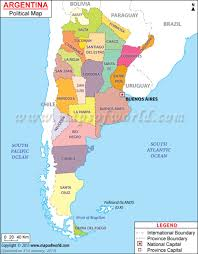 Bariloche Argentina Map Argentina Map For Of Roundtripticket Me
