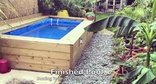 How To Make A Hay Bail Blind 17 Diy Tubs And Swimming Pools