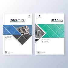 templates for book covers free book cover template vector free download