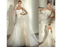 wedding dresses 2009 pronovias nemesis 2009 collection 1 100 size 6 sle