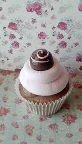 51 best gourmet fake cupcakes home decor images on pinterest chocolate cherry bonbon fake cupcake for photo props picture sessions and kitchen decor great for party