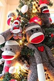 it s a sock monkey tree southern state of mind