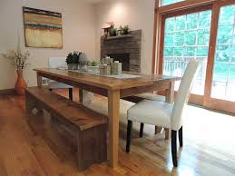 Dining Table And 2 Benches Dining Benches Upholstered Gallery Dining