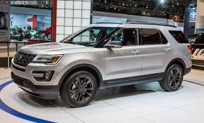 ford explorer package 2017 ford explorer adds sport appearance package car and