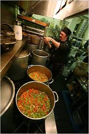 soup kitchen menu ideas top at a manhattan soup kitchen food on the table and chops on the