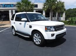 land rover lr4 white black rims 2015 land rover lr4 in florida for sale 16 used cars from 44 646