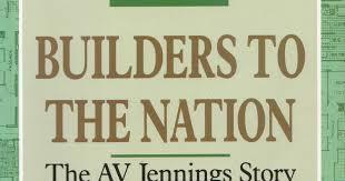 Av Jennings Floor Plans Huc U0026 Gabet Builders To The Nation The Av Jennings Story By Don