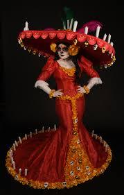 la muerte costume montreal comic con 2015 la muerte costume costumes and