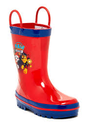 josmo paw patrol rain boot toddler u0026 kid nordstrom rack