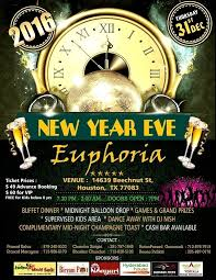 new years houston tx euphoria new year party 2016 in jhim next to