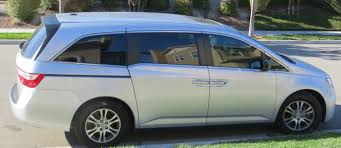 video tour of the 2013 honda odyssey ex l minivan in alabaster