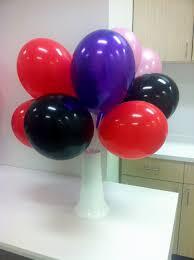 balloon centerpiece ideas balloon centerpiece ideas no helium home decor ideas