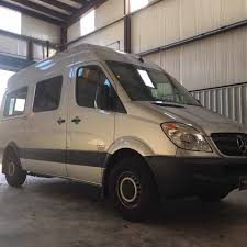 sportsmobile custom camper vans pre owned vans texas