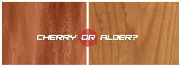 how to refinish alder wood cabinets kitchen remodeling 101 cherry or alder wood cabinets
