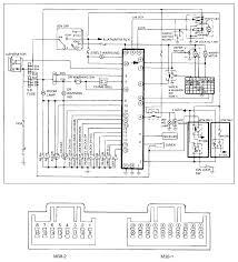 wiring of a 1999 hyundai sonata hyundai electrical schematics