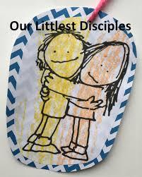 jacob bible hug and reconcile with esau mobile coloring page craft