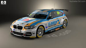 Bmw I8 360 View - 360 view of bmw 1 series btcc 2016 3d model hum3d store