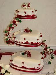 heart wedding cake wedding cakes london