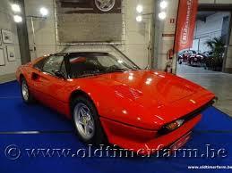 208 gtb for sale 208 gts turbo gts 81 1981 for sale classicdigest com