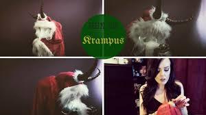 Krampus Halloween Costume Hhn 26 House Announcement Krampus Rip Tour