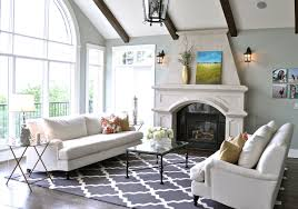 pottery barn living room design a refresh in alberta with pottery barn carlisle