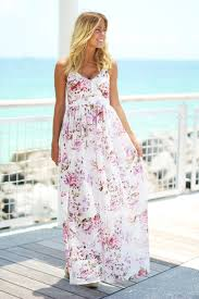 floral maxi dress ivory floral maxi dress maxi dresses saved by the dress