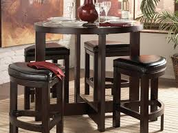 Tall Patio Tables Dining Room Amazing Tall Patio Table Intended For Bistro Set