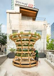modular tag archdaily open source plan for a modular urban gardening structure offers a flexible design for locally grown