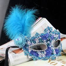 feather masks ostrich feather mask diamond lace mask venetian mask