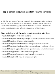 C Level Executive Resume Executive Assistant Resume Samples Virtren Com