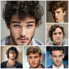 trendy haircuts curly hair popular mens curly hairstyles 2016 registaz com