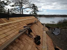 cedar shingle roofs belislands home improvement