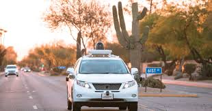 lexus phoenix scottsdale mayor expect more self driving cars in phoenix area soon