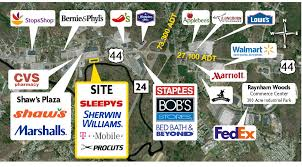 retail space for lease raynham ma linear retail properties