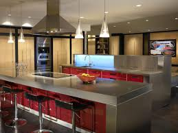 Modern Kitchen Island With Table Contemporary Kitchen Contemporary Kitchen Island Table Kitchen