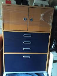 ikea effektiv file cabinet ikea effektiv office stacking cabinets in maidenhead sold