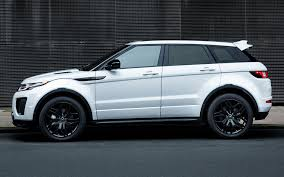 land rover evoque black range rover evoque dynamic black design pack 2017 wallpapers and