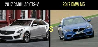 cadillac cts vs to 2017 cadillac cts v vs 2017 bmw m5