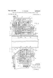 Rotary Coil Wiring Diagram Patent Us2905243 Tube Cut Off Machine With Radially Movable