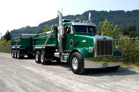 kenworth truck bedding 1st place gravel truck trophy sponsor coastline transmission