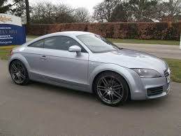 used audi tt coupe for sale used 2010 audi tt coupe silver edition 2 0t fsi s line petrol for