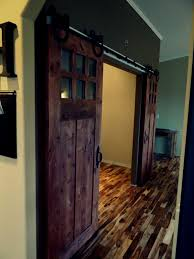 sliding barn doors for your home hereu0027s a twist for your
