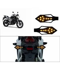buy honda cbr spedy blue stylish led bike indicators for honda cbr 150r set of 2