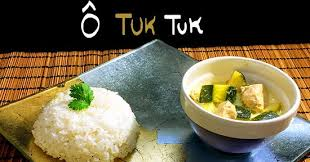 cuisine toulouse poulet curry vert coco o tuk tuk food truck toulouse cuisine