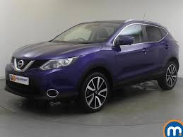 nissan dualis 2014 used nissan qashqai blue for sale motors co uk
