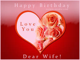 birthday card printable happy birthday cards for wife romantic