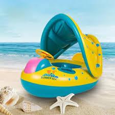 siege enfant gonflable flotteur gonflable pvc bouée natation jouet enfant bébé avec siège