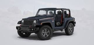 jeep vehicles list 2017 jeep wrangler and wrangler unlimited rubicon recon