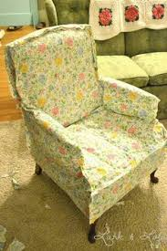 Upholstery For Dummies How To Make Slipcover Patterns For Dummies No Really Even To