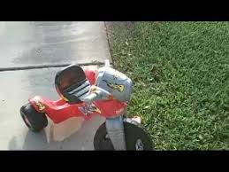fisher price lights and sounds trike fisher price lights and sounds trike big wheel review youtube